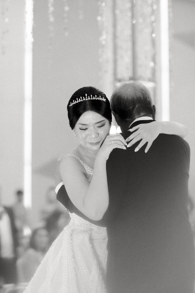 The Wedding Of Edwin & Raissa by delazta wedding coordinator - 039