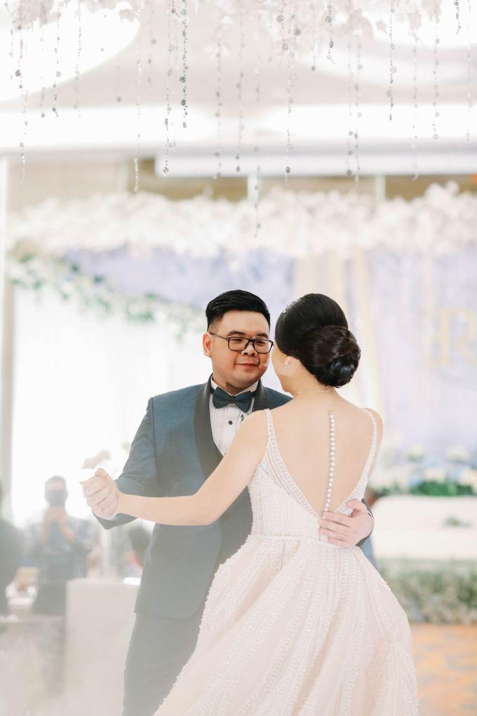 The Wedding Of Edwin & Raissa by delazta wedding coordinator - 001