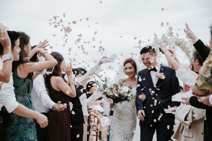 Wedding of Christopher & Catherine at Pandawa Cliff Estate by Silverdust Decoration - 019