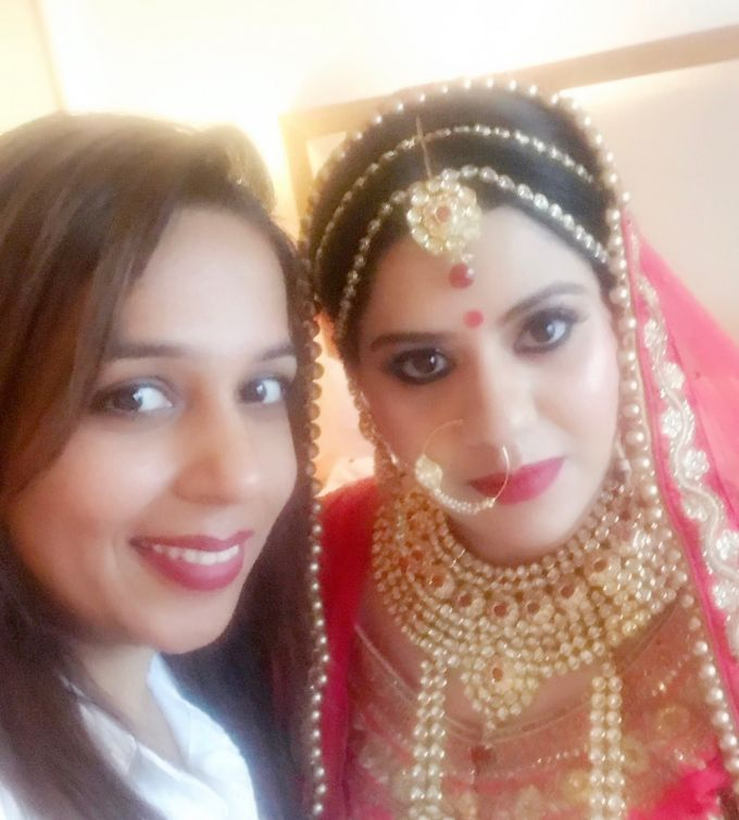 Make up and Hair Styling by Deepti Mohindar- Hair & Makeup Artist - 008