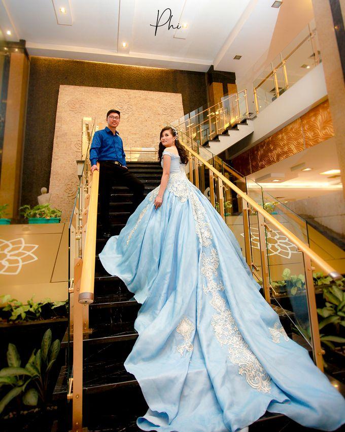 Henky & Eva prewedding moment by PhiPhotography - 007