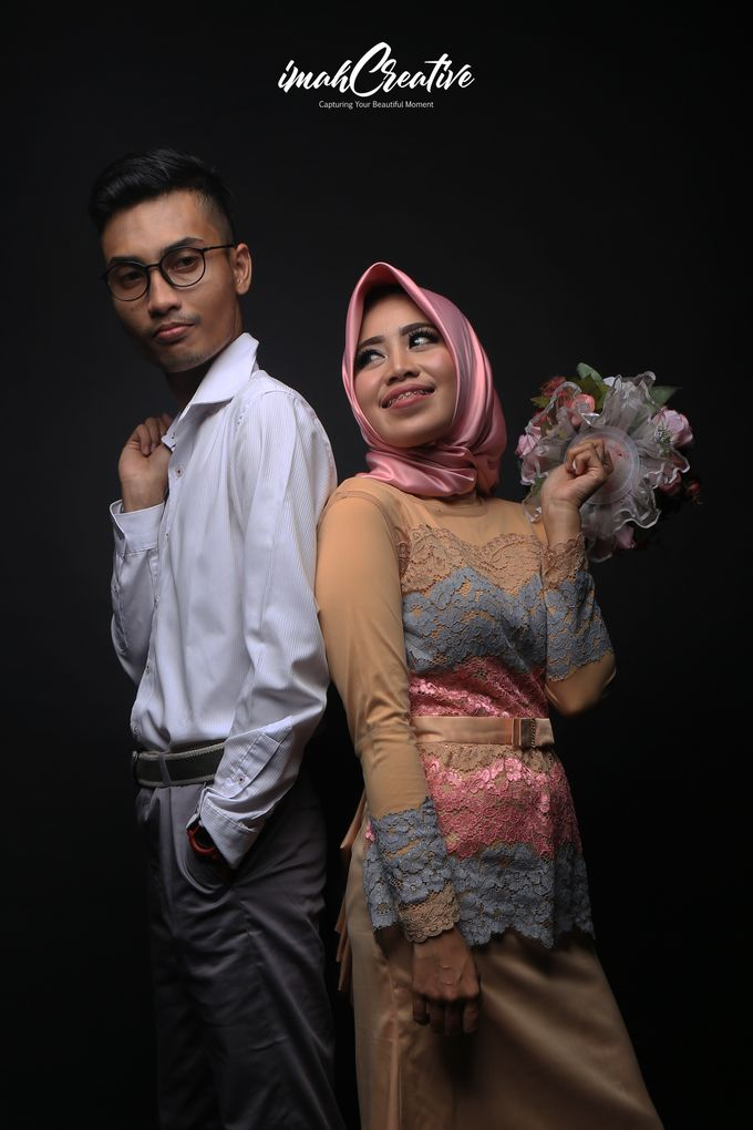 PREWEDDING OF INA ANISA AGNIZ & HENDRA by Imah Creative - 001