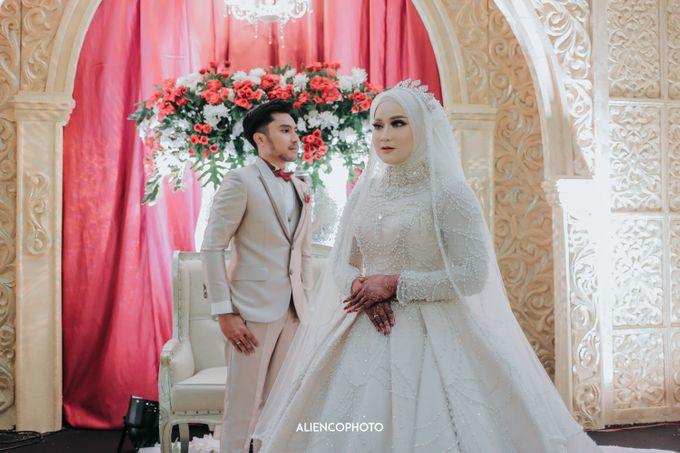 SMESCO NARESWARA WEDDING OF SAHFA & RIYAN by alienco photography - 035
