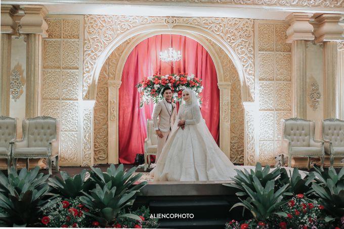 SMESCO NARESWARA WEDDING OF SAHFA & RIYAN by alienco photography - 036