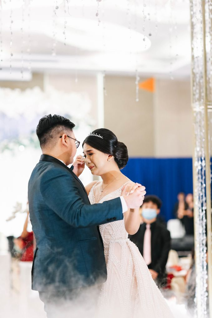 The Wedding Of Edwin & Raissa by delazta wedding coordinator - 014