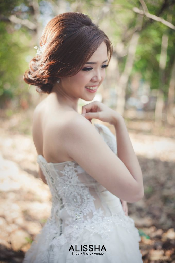 Prewedding of Lydia-Rudy at Alissha by Alissha Bride - 001