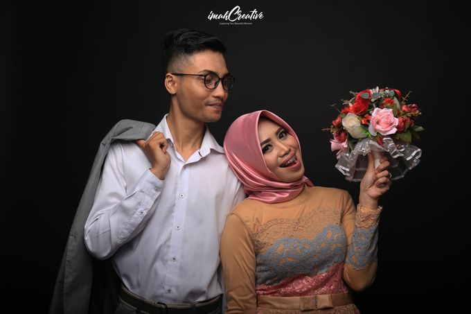 PREWEDDING OF INA ANISA AGNIZ & HENDRA by Imah Creative - 002
