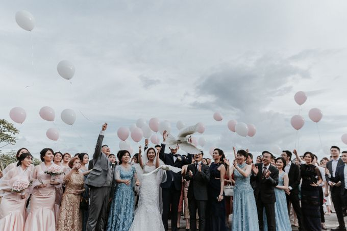 Wedding of Christopher & Catherine at Pandawa Cliff Estate by Silverdust Decoration - 023