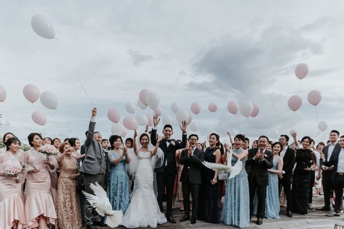 Wedding of Christopher & Catherine at Pandawa Cliff Estate by Silverdust Decoration - 024