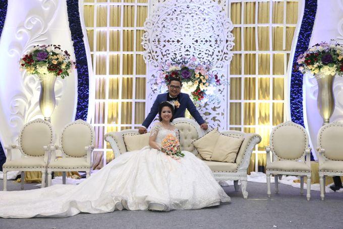 IMAN & LOUISA WEDDING PARTY by The Vida Ballroom - 001
