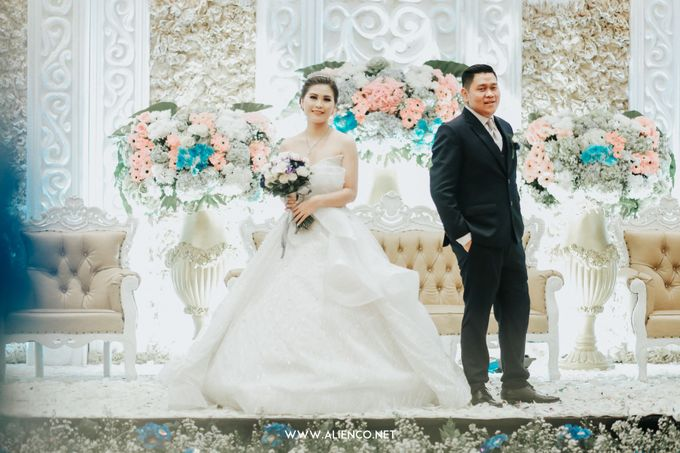 The Wedding of Maykel & Elisabeth by KAIROS ENTERTAINMENT - 021