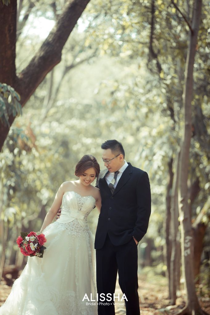 Prewedding of Lydia-Rudy at Alissha by Alissha Bride - 002