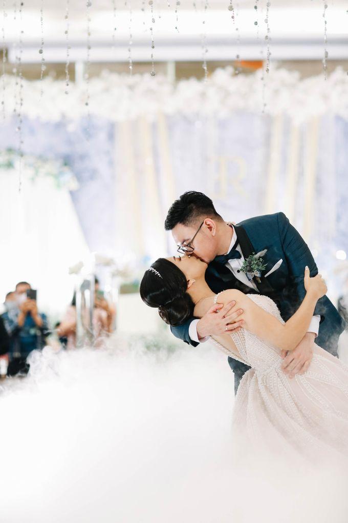 The Wedding Of Edwin & Raissa by delazta wedding coordinator - 002