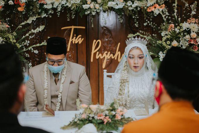 dr. Tia & Puguh Wedding by SAND WEDDING ORGANIZER - 005