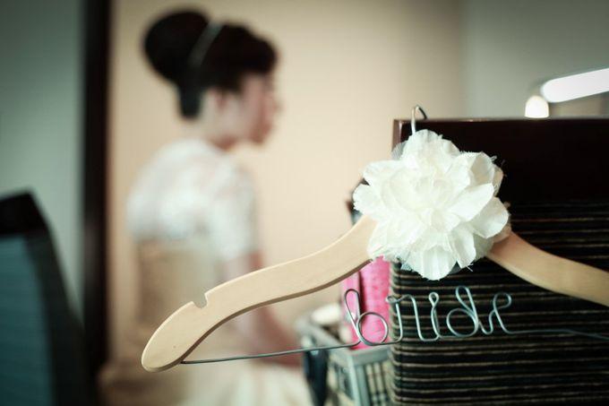 wedding day by Xin-Ai Bride - 010