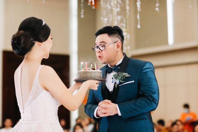 The Wedding Of Edwin & Raissa by delazta wedding coordinator - 022