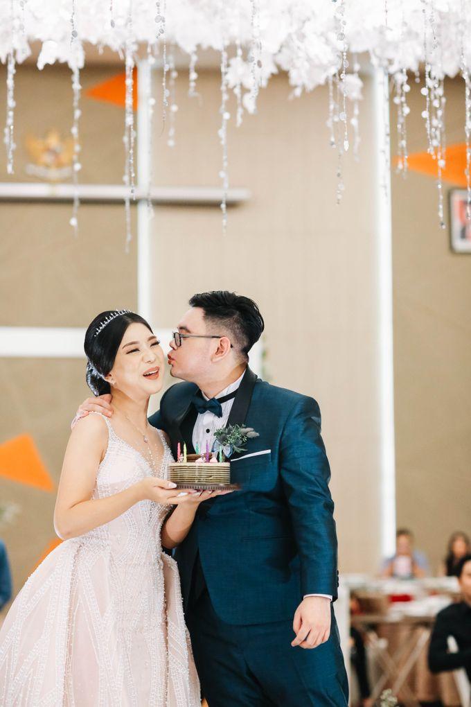 The Wedding Of Edwin & Raissa by delazta wedding coordinator - 018