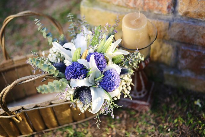 Bridal Bouquets by Natural Art Flowers and Decors - 009