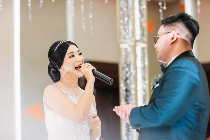 The Wedding Of Edwin & Raissa by delazta wedding coordinator - 005