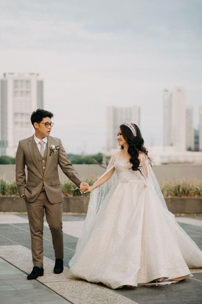 Steven & Amelia Wedding by Kev by MA Fotografia - 036
