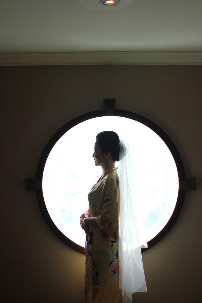 Gandhy & Vivin Wedding Day by KYRIA WEDDING - 019