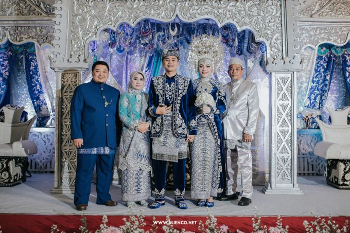 The Wedding Of Fara & Alief by alienco photography - 032