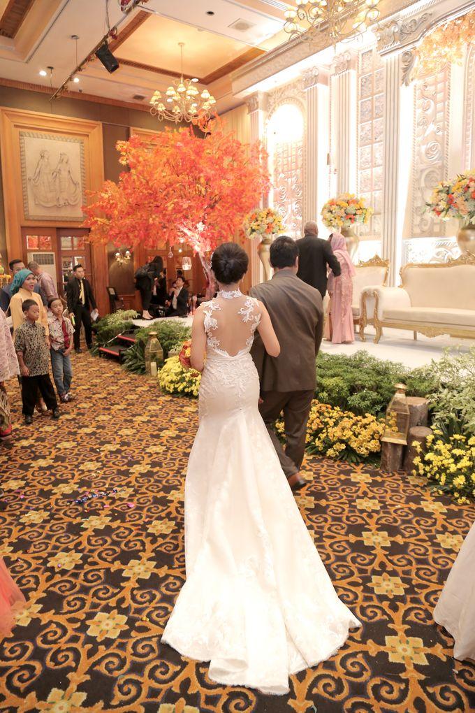Gandhy & Vivin Wedding Day by KYRIA WEDDING - 004