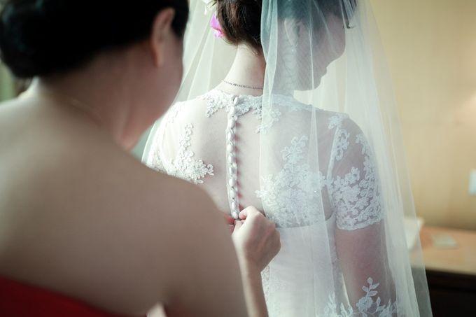 wedding day by Xin-Ai Bride - 011