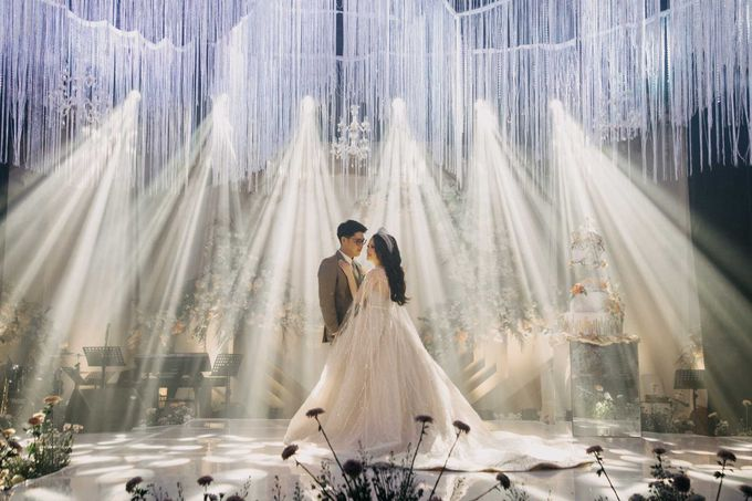 Steven & Amelia Wedding by Kev by MA Fotografia - 037