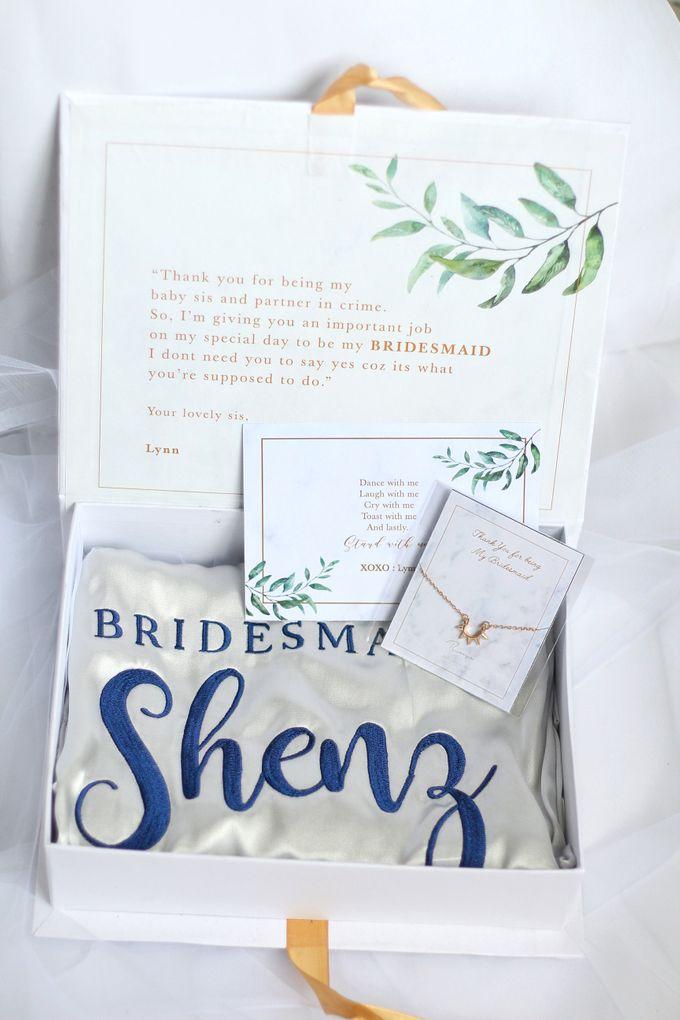 Bridesmaid & Groomsman Gift For Ms. Lynn by Roopa - 005