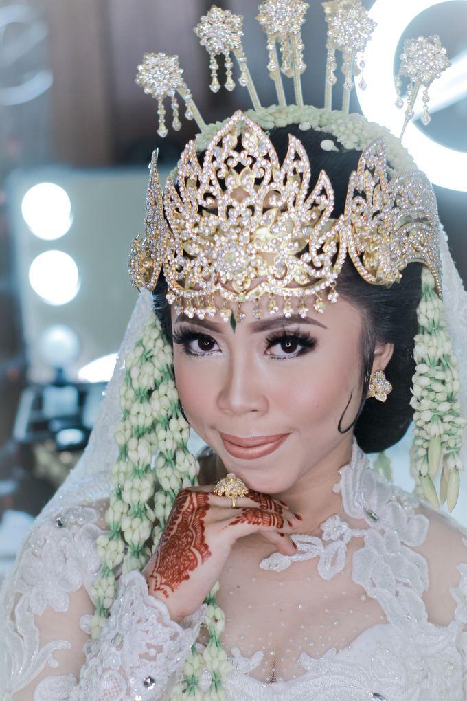 Wedding Intan & Agung by aaron Photo & Cinema - 003