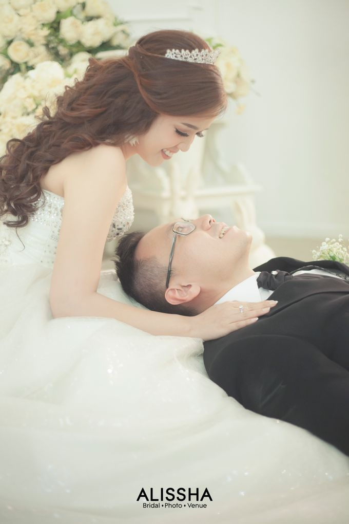 Prewedding of Lydia-Rudy at Alissha by Alissha Bride - 004