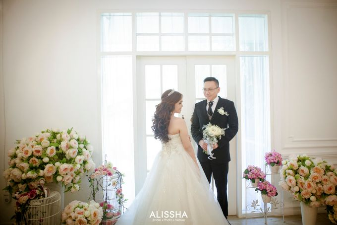 Prewedding of Lydia-Rudy at Alissha by Alissha Bride - 005