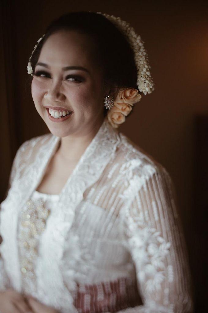 Wedding Ayu by Arum Ndalu Sanggar Rias Pengantin - 009