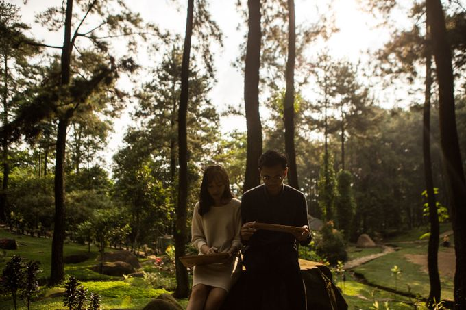 The Pre-Wedding of Amiko & Rizal by EdgeLight Production - 017