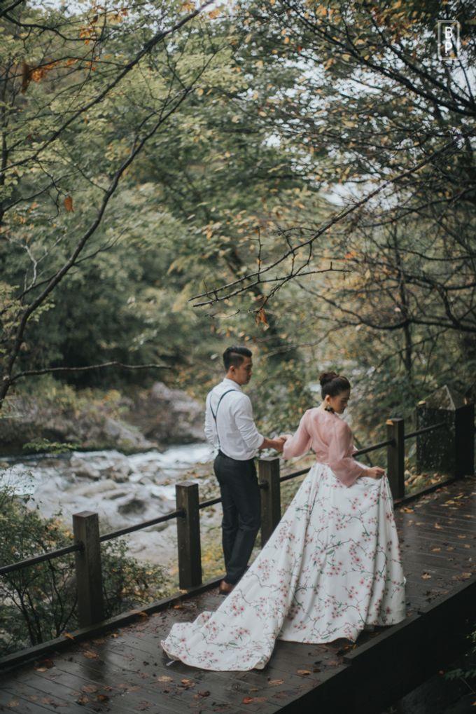 Elment & Christina Prewedding by Bernardo Pictura - 035
