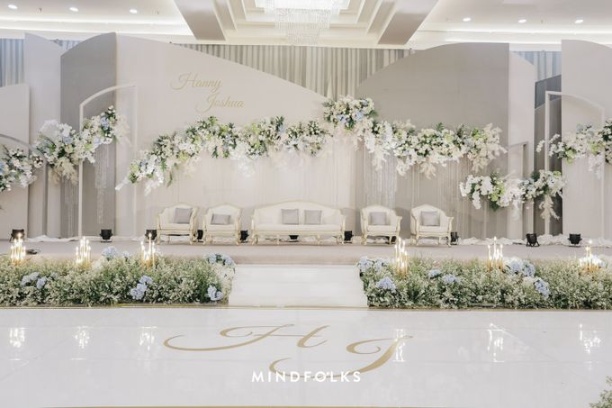 The Wedding of Hanny and Joshua by  Menara Mandiri by IKK Wedding (ex. Plaza Bapindo) - 002