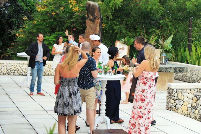 Renee & Sofian Wedding by Eden Hotel Catering - 001