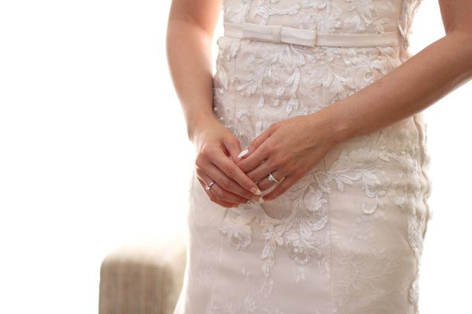 Gandhy & Vivin Wedding Day by KYRIA WEDDING - 021