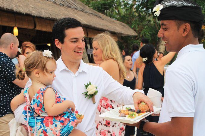 Renee & Sofian Wedding by Eden Hotel Catering - 003