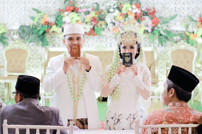 Wedding Intan & Agung by aaron Photo & Cinema - 010