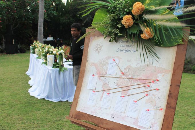 Renee & Sofian Wedding by Eden Hotel Catering - 004