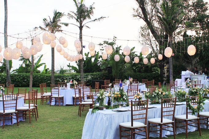 Renee & Sofian Wedding by Eden Hotel Catering - 005