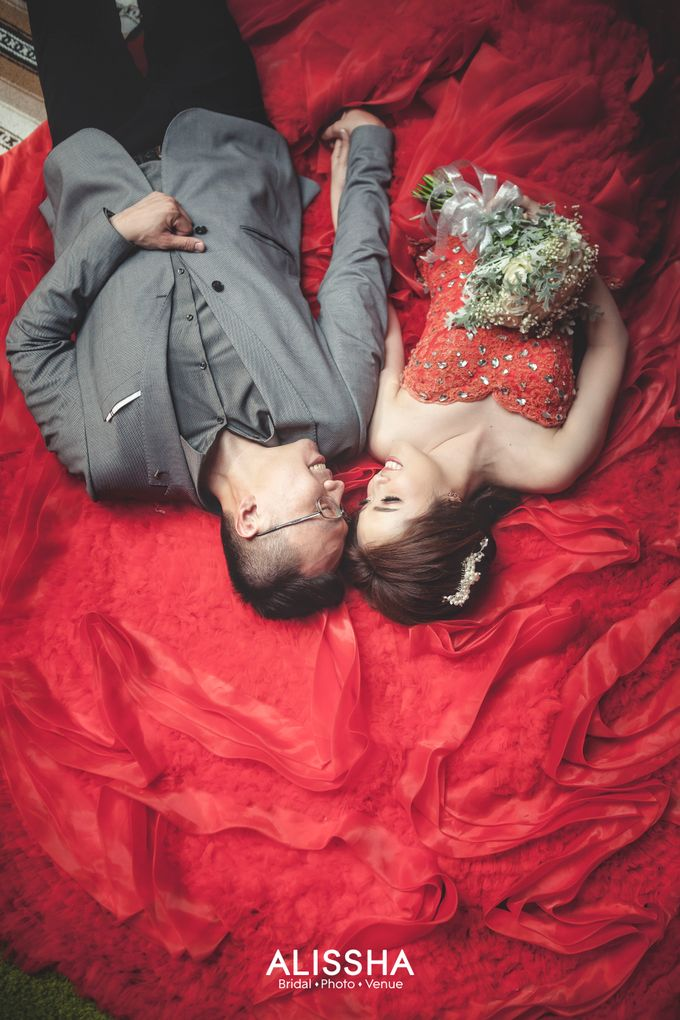 Prewedding of Lydia-Rudy at Alissha by Alissha Bride - 006