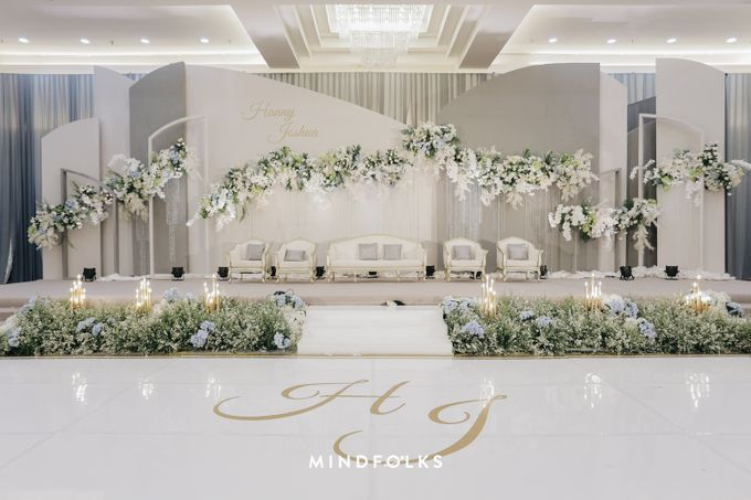 The Wedding of Hanny and Joshua by  Menara Mandiri by IKK Wedding (ex. Plaza Bapindo) - 003