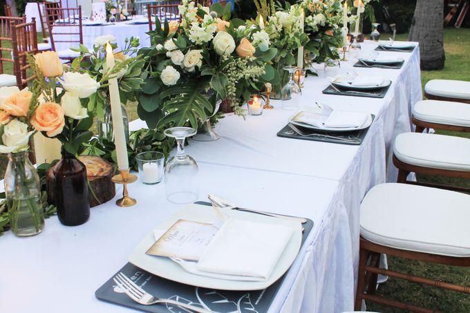 Renee & Sofian Wedding by Eden Hotel Catering - 006