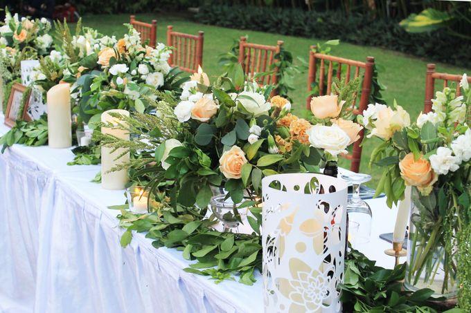 Renee & Sofian Wedding by Eden Hotel Catering - 007