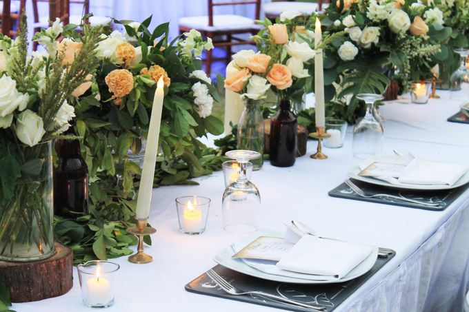 Renee & Sofian Wedding by Eden Hotel Catering - 008