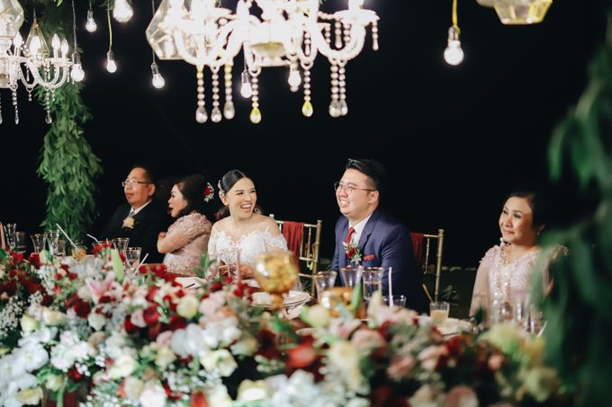 The Wedding of Michelle & Andreas by Bali Eve Wedding & Event Planner - 023