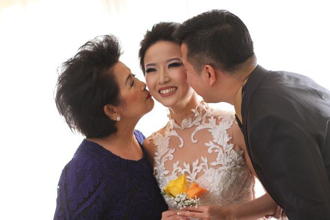 Gandhy & Vivin Wedding Day by KYRIA WEDDING - 022